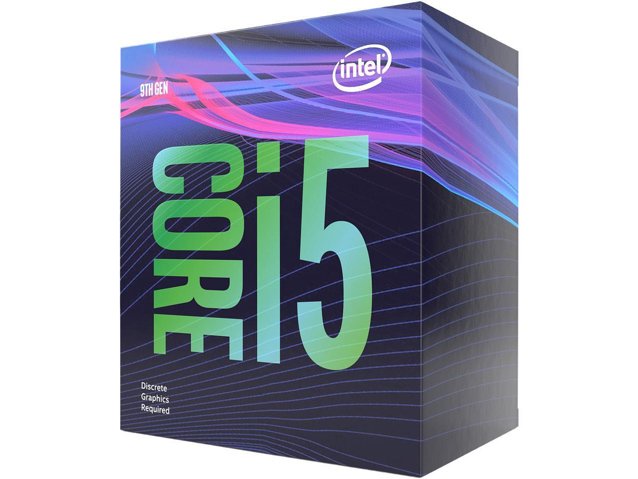 Intel Core i5-8600K Coffee Lake 6-Core 3.6 GHz (4.3 GHz Turbo) L